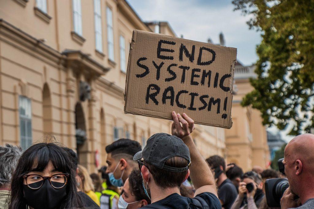 Color discrimination strike on US