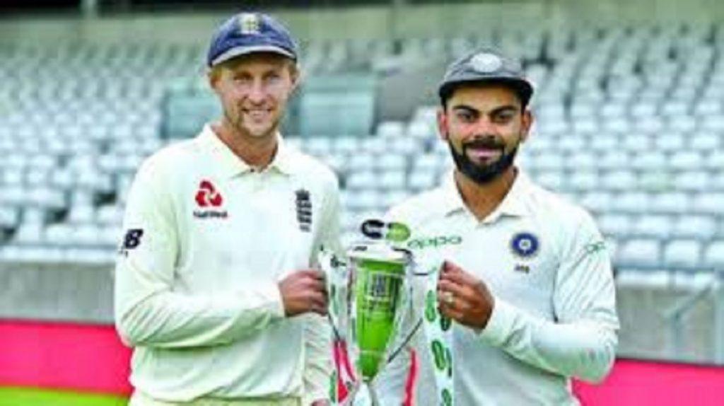 India vs England Test Series: इंग्लैंड के साथ होने वाले टेस्ट के लिए भारतीय टीम का ऐलान; कोहली, हार्दिक और इशांत की वापसी, पृथ्वी शॉ बाहर (सोर्स – ट्विटर)
