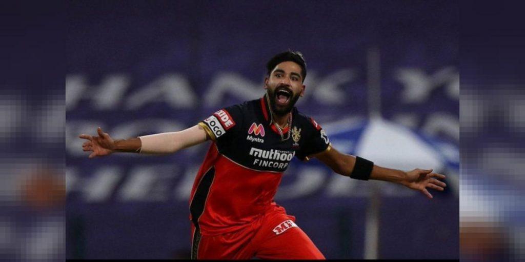 Cricketer Md Siraj मोहम्मद सिराज ने रचा इतिहास, 50 साल में ऐसा करने वाले पहले भारतीय बने; टीम इंडिया ने किया सलाम (सोर्स – BCCI)