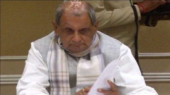 Prayagraj Kisan Andolan : किसान आंदोलन से डरी सरकार : रेवतीरमण सिंह