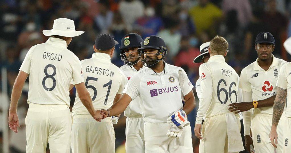 भारत ने इंग्लैंड के खिलाफ पहला डे-नाइट टेस्ट जीतकर रचा इतिहास