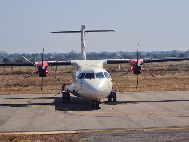 बिलासपुर : फ्लाइट लैंडिंग का ट्रायल सफल, 1 मार्च से दिल्ली के लिए उड़ेगा विमान