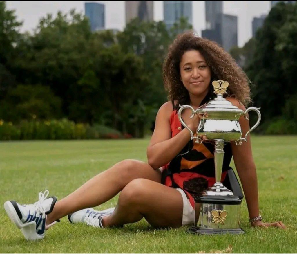 Naomi Osaka नाओमी ओसाका टेनिस रैंकिंग में दूसरे स्थान पर पहुंची
