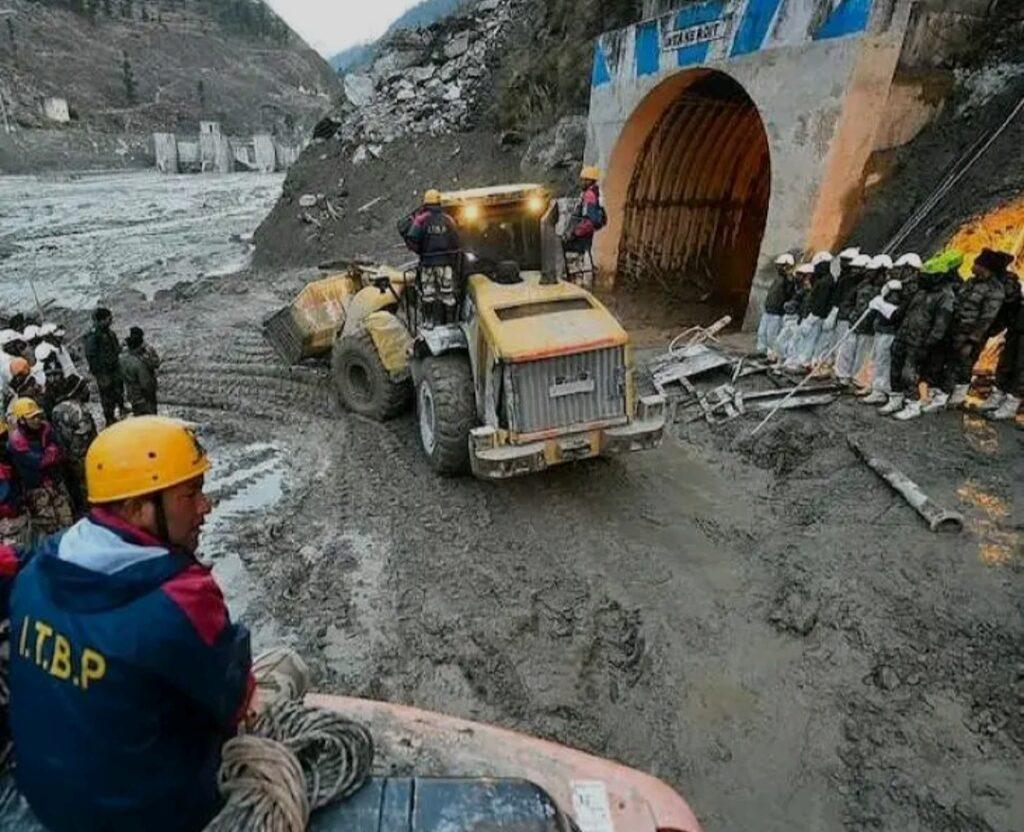 चमोली जिले के ऋषि गंगा प्रोजेक्ट में आई आपदा को 21 वा दिन 72 शव बरामद 133 लापता