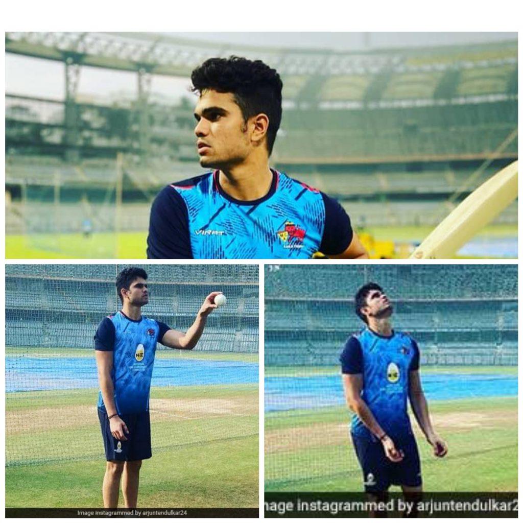 IPL Auction 2021 : जानिए किस कीमत पर बिके सचिन तेंदुलकर के बेटे अर्जुन तेंदुलकर ,किस टीम ने खरीदा