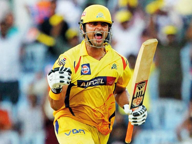 IPL के शुरू होने से पहले सुरैश रैना का धमाकेदार टी-20 शतक