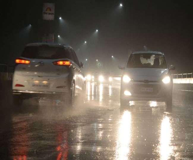 मौसम विभाग का अनुमान: देर रात हरियाणा, राजस्थान के कई इलाकों में होगी बारिश