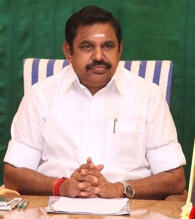 तमिलनाडु के मुख्यमंत्री पलानीस्वामी ने स्टालिन पर किया पलटवार