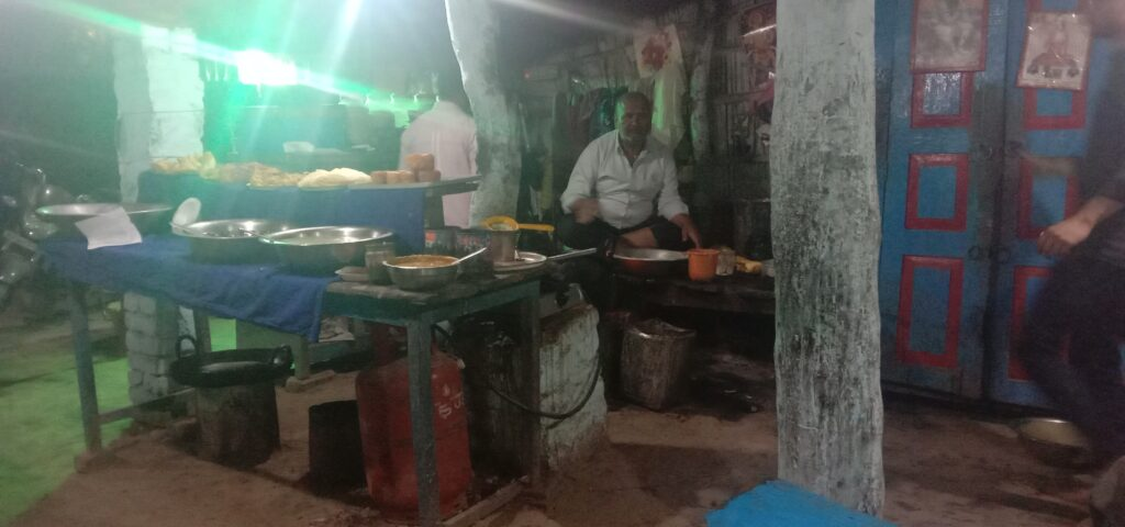 Existence of 90 Years Old Sweets Shop at Nanpur, Bihar