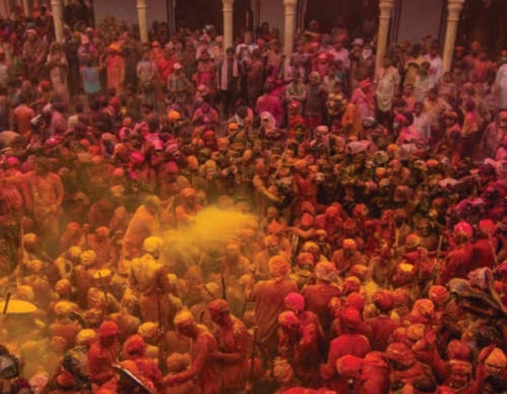 Mathura-Vrindavan Holi 2021 :ब्रजभूमि मथुरा ,वृंदावन, नंदगांव, गोकुल ,और बरसाना में किस दिन कौन सी होली खेली जाएगी, जानें लड्डू और लट्ठमार होली कहां किस दिन