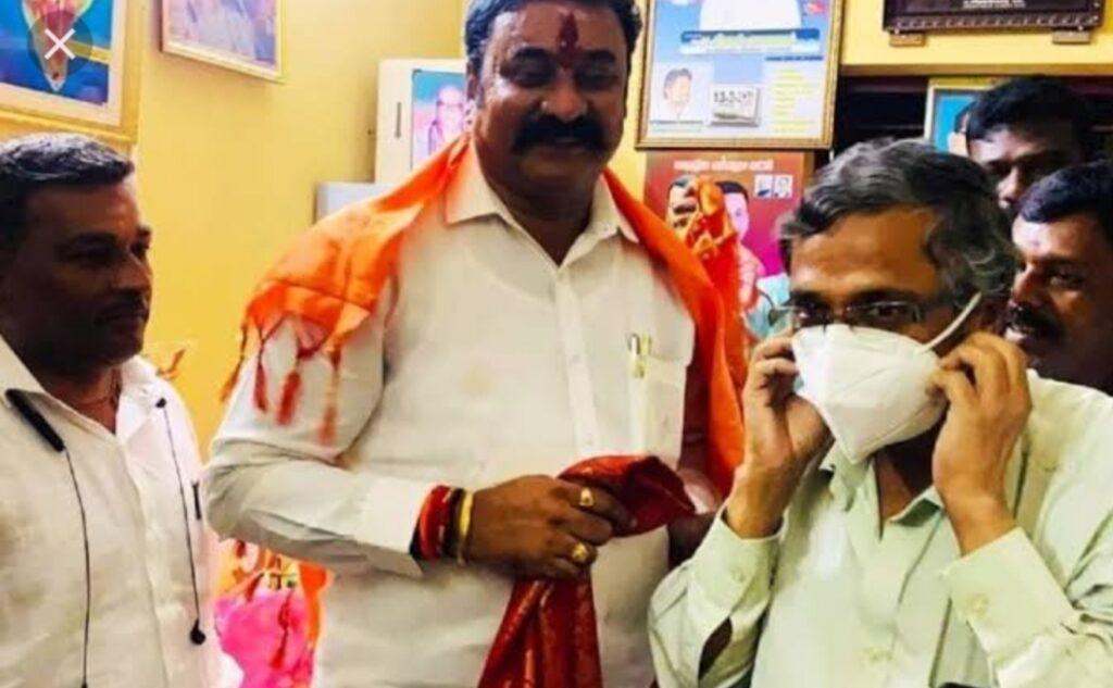 Kerla Assembly Election 2021:अभिनेता से नेता बने कृष्ण कुमार ने केरल में शुरू किया भाजपा के लिए प्रचार