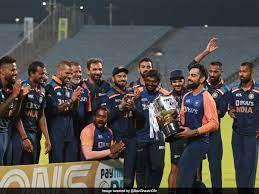 तीनों फॉर्मेट में भारतीय टीम ने क्या शानदार खेला और सीरीज अपने नाम की (Tweet-@BCCI)