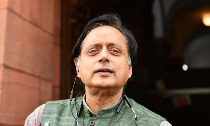 शशि थरूर ने क्यों PM से मांगी माफ़ी?