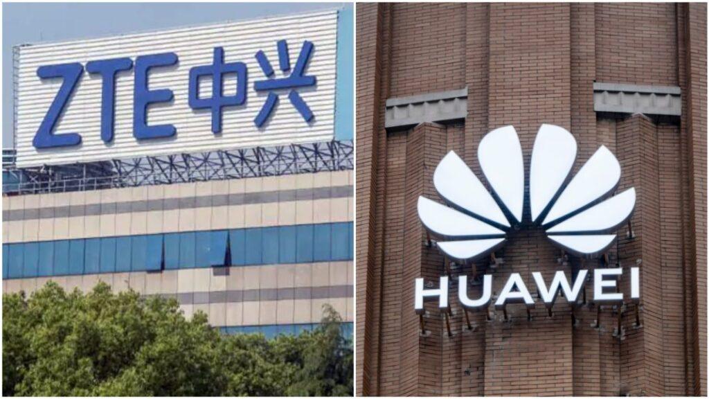 एक बार फिर चीन को लग सकता है बड़ा झटका, Huawei और ZTE Corp हो सकता है बैन