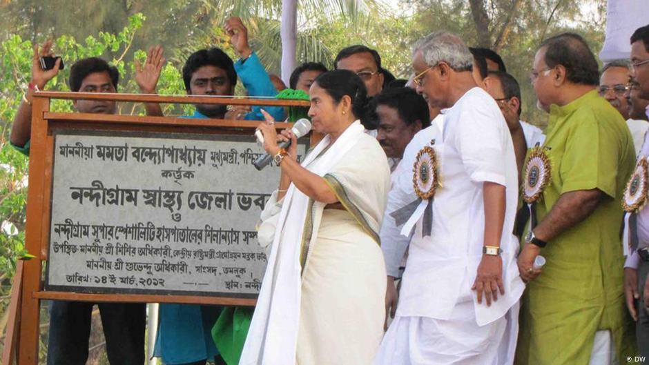 Paschim Bangal Election chunav 2021: की रिपोर्ट में नंदीग्राम झड़प का जिक्र नहीं, कहा- मतदान कहीं प्रभावित नहीं हुआ