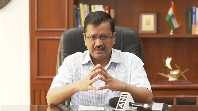 कोरोना के बढ़ते संकट के बीच दिल्ली में लगा वीकेंड कर्फ्यू , CM केजरीवाल ने किया ऐलान, जरूरी सेवाओं को मिलेगी छूट