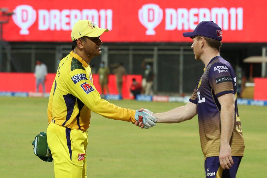 IPL 2021: चेन्नई सुपर किंग्स (CSK) ने कोलकाता नाइट राइडर्स (KKR) को 18 रन से हराया