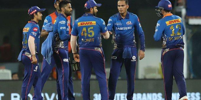 IPL 2021: मुंबई इंडियंस (MI) ने सीजन में हैदराबाद को हराकर अपनी दूसरी जीत दर्ज की