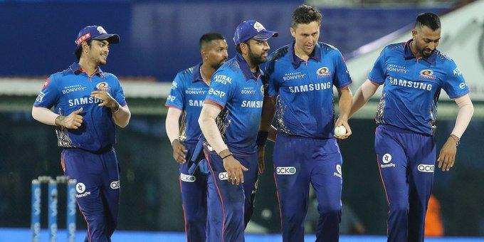 मुंबई इंडियंस (MI) ने कोलकाता नाइट राइडर्स (KKR) को 10 रन से हराया, MI की इस IPLमें पहली जीत
