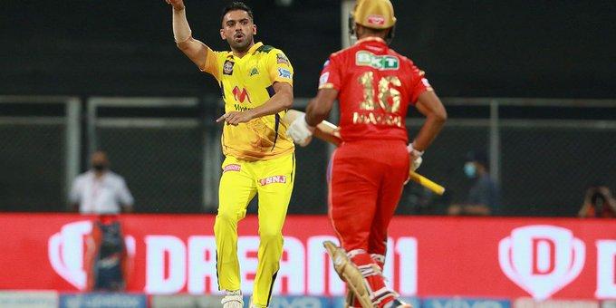 चेन्नई सुपर किंग्स (CSK ने पंजाब किंग्स को 7 विकेट से हराया
