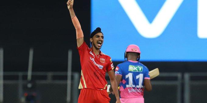 IPL 2021: पंजाब किंग्स ने राजस्थान रॉयल्स को 4 रन से हराया