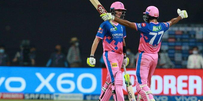 IPL 2021: राजस्थान रॉयल्स (RR) ने दिल्ली कैपिटल्स (DC) को 3 विकेट से हराया