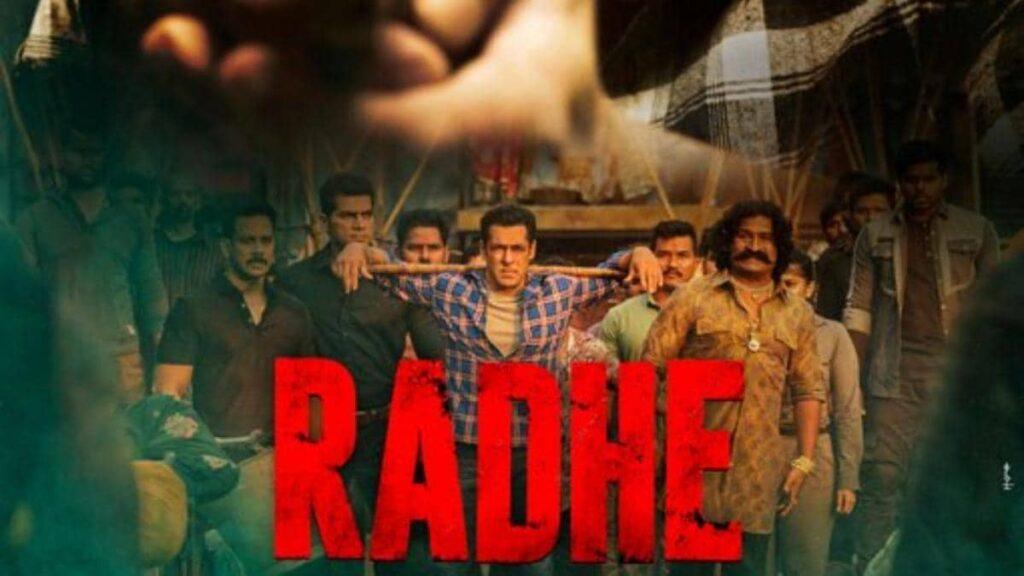Salman Khan's Radhe Trailer out टॉप सोशल ट्रेड