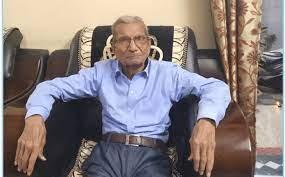 Covid News : 85 वर्षीय नारायण दाभड़कर ने एक युवा के लिए अपना जीवन समर्पित किया
