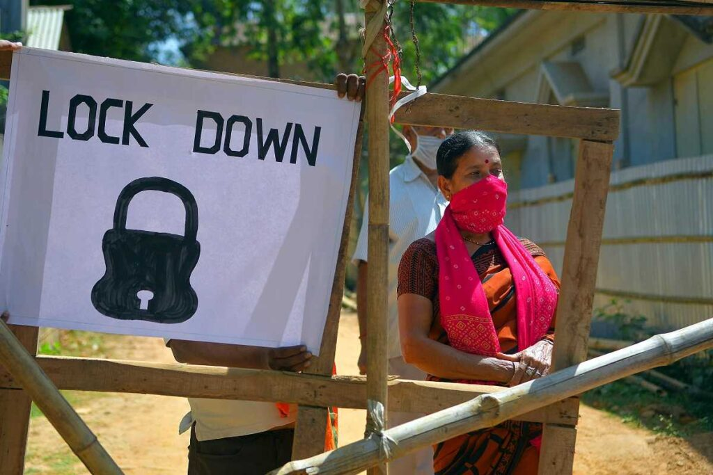 Madhya Pradesh के चार जिलों में लॉकडाउन की घोषणा, जानिए कहां कब तक रहेगी पाबंदी
