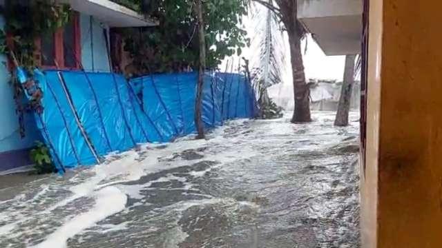Cyclone Tauktae- भारी तबाही मचाने के बाद चक्रवाती तूफान पड़ा कमजोर