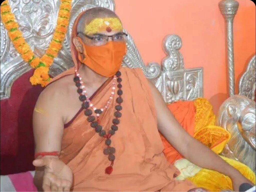 राम मंदिर घोटाले की जांच तक हटाए जाएं चंपत राय: रामालय ट्रस्ट के अविमुक्तेश्वरानंद