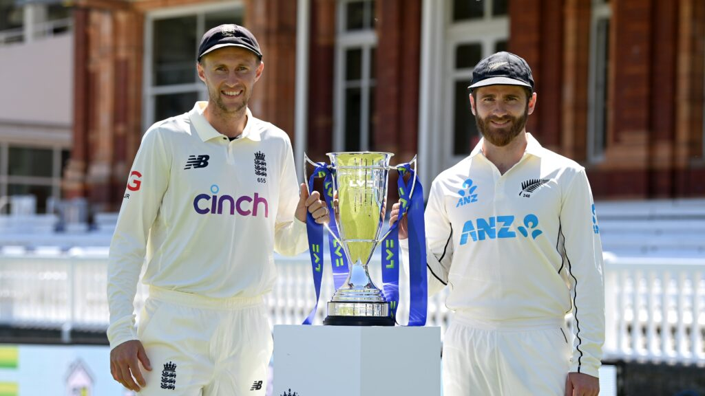 #ENGvNZ: New Zealand take on England in the first Test match at Lord's