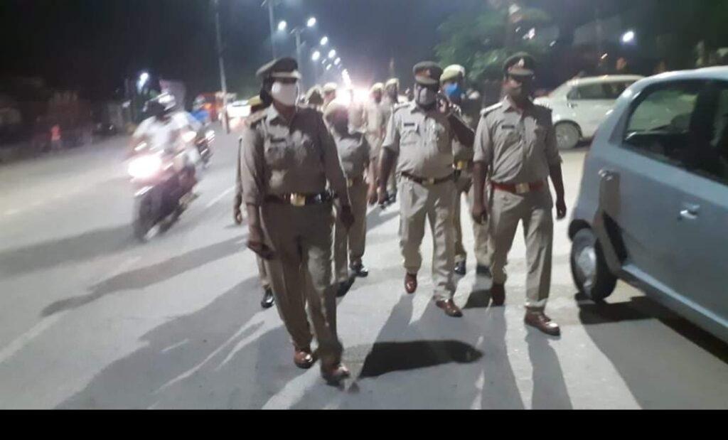 Prayagraj updates: DIG/SSP प्रयागराज के कुशल निर्देशन में वाहनों की हुई जांच