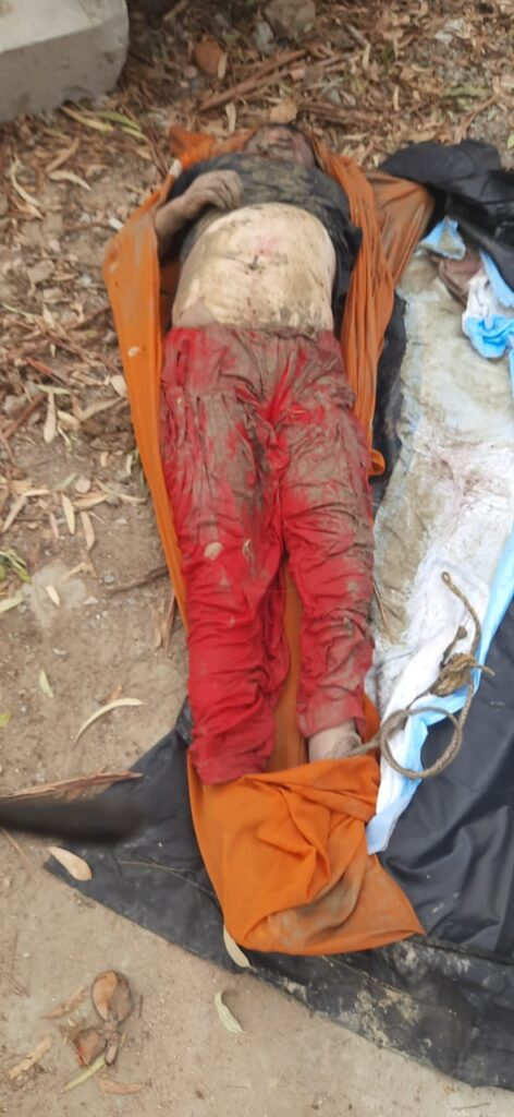 नहर में महिला का शव मिलने से फैली सनसनी, हत्या कर फेंका गया है शव