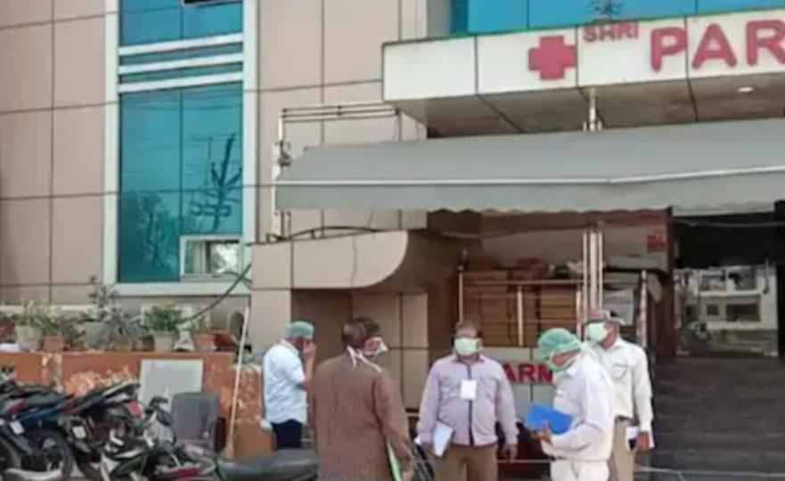 आगरा के श्री पारस हॉस्पिटल में आक्सीजन की कमी होने पर प्रियंका गांधी ने पीएम, सीएम से लेकर मंत्री को घेरा, डीएम आगरा ने दी सफाई