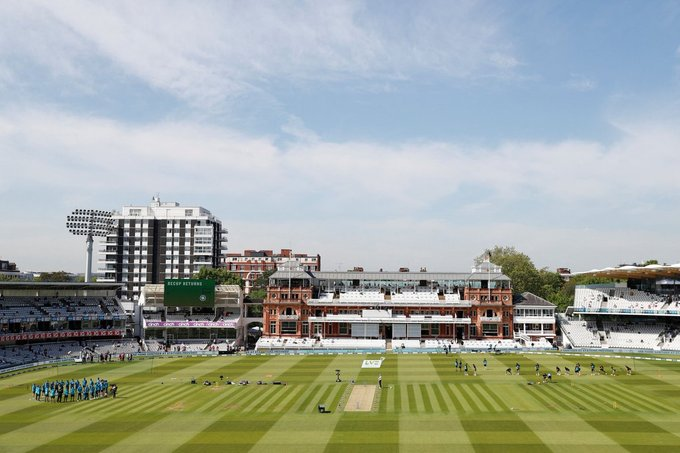 New Zealand take on England in Test match at Lord's